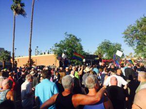 Orlando, Pulse, Shooting, Vigil