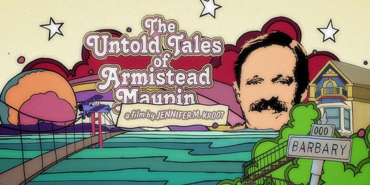 Tales of the City Author Armistead Maupin