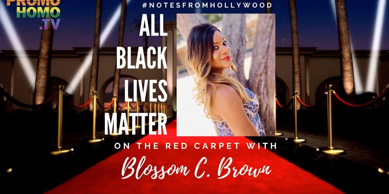 #AllBlackLivesMatter: Meet Blossom C. Brown