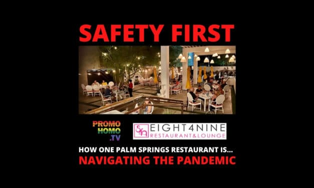 How One Palm Springs Restaurant is Navigating the Pandemic