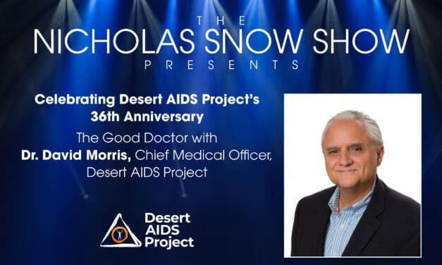 THE GOOD DOCTOR: David Morris, MD