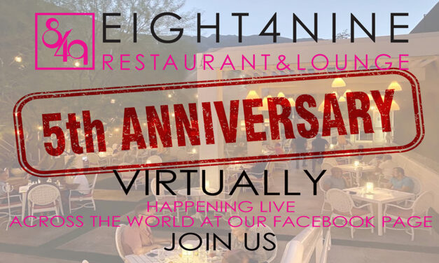 EIGHT4NINE's Virtual 5th Anniversary Broadcast