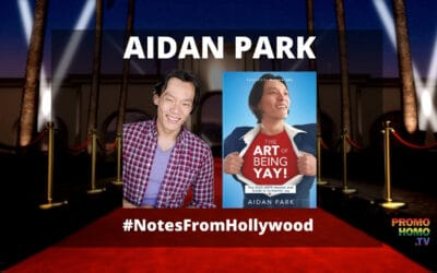 Aidan Park: His Ongoing Story of Humor, Tragedy and Triumph in Hollywood