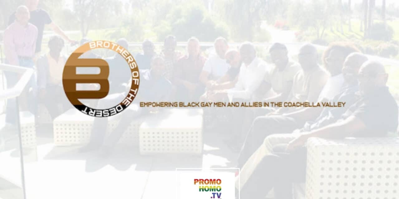 Brothers of the Desert: Empowering Black Gay Men and Their Allies