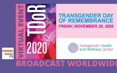 Transgender Day of Remembrance   Broadcasting Live from Palm Springs, CA