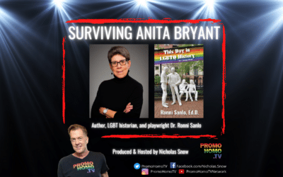 Surviving Anita Bryant: Dr. Ronni Sanlo   The Nicholas Snow Show
