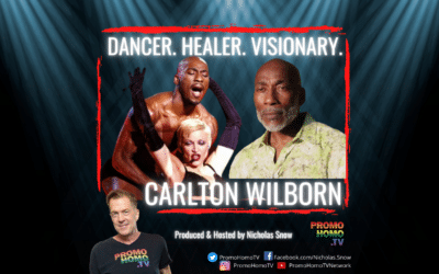 Carlton Wilborn: Dancer. Healer. Visionary.