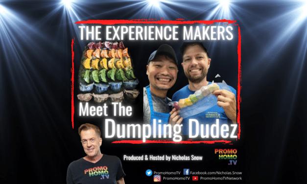 Meet the DUMPLING DUDEZ: They're Experience Makers! | The Nicholas Snow Show