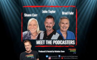 Keeping the Community Informed During the Pandemic: The #ILoveGayPalmSprings​ Podcasters