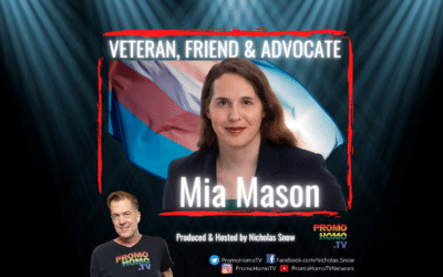 Transgender Superstar Mia Mason: Veteran, Friend & Advocate