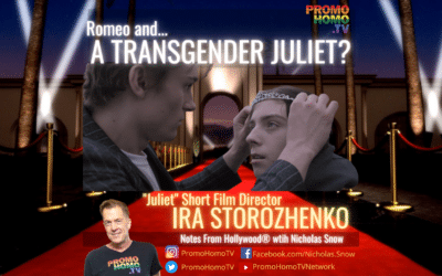 Romeo and a TRANSGENDER Juliet? Meet JULIET Film Director Ira Storozhenko