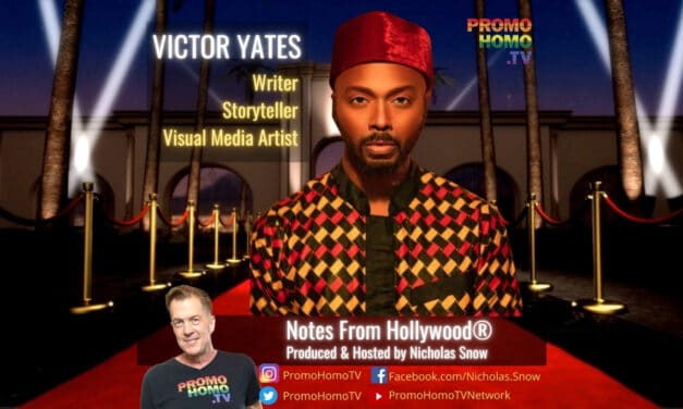 Meet Multitalented Writer & Storyteller Victor Yates