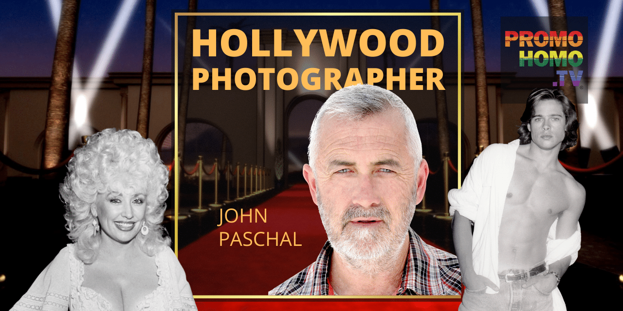 A Rare Interview with Hollywood Photographer John Paschal | Notes From Hollywood®