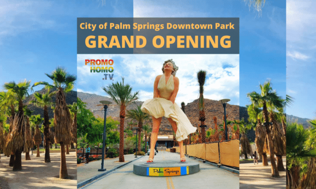 Palm Springs Downtown Park Grand Opening Celebration Live Coverage