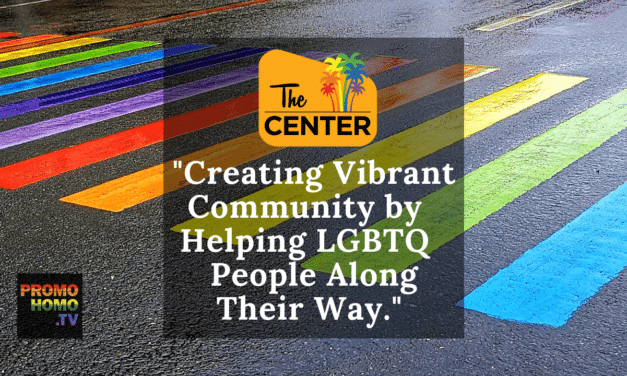 """The Center is """"Creating Vibrant Community by Helping LGBTQ People Along Their Way"""""""
